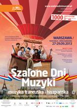 Szalone Dni Muzyki 2013