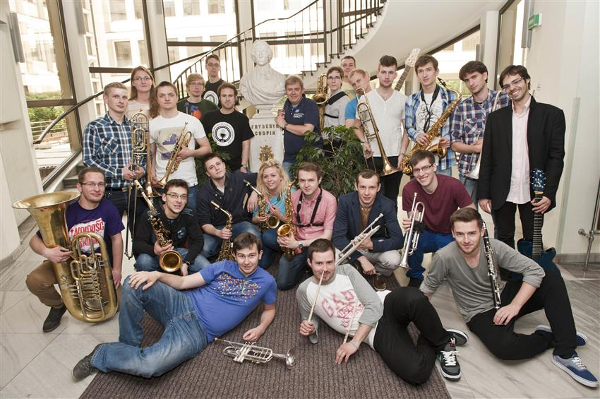 Big Band Uniwersytetu Muzycznego Fryderyka Chopina w Warszawie